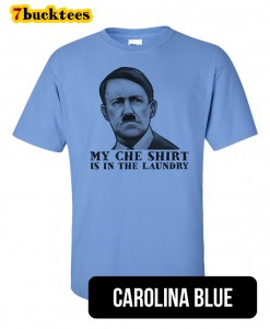 hitler-che-laundry-tshirt-carolinablue