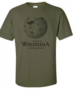 read-in-on-wikipedia-shirt-green